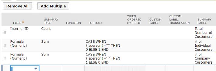 Case Statement Column