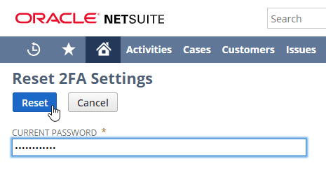 Abaci - Streamline Your Business on NetSuite | reset 2fa 2 | NetSuite Consulting | NetSuite Solution Provider