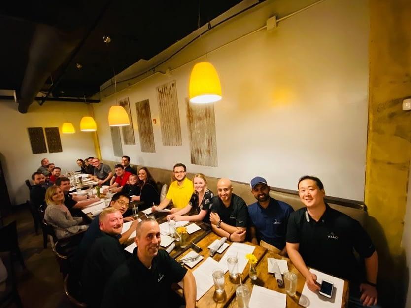 ABACI Team Dinner